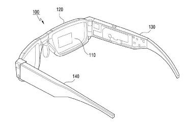 عینک واقعیت مجازی تاشو سامسونگ