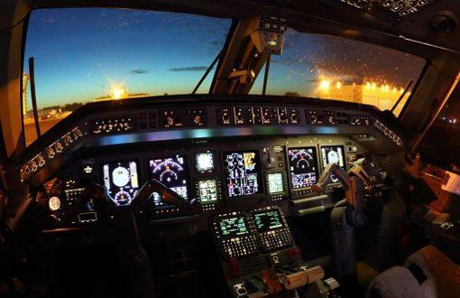فرود مستقل هواپیمای خودران