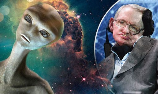 وجود آدم فضایی ها از زبان استیون هاوکینگ