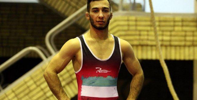 اولین طلای ایران در رقابتهای