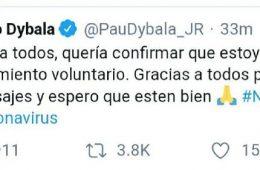 پائولو دیبالا، ستاره آرژانتینی یوونتوس
