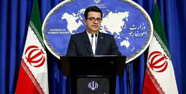 پاسخ ایران به واکنش دولت آمریکا در قبال تحریم بنیاد FDD