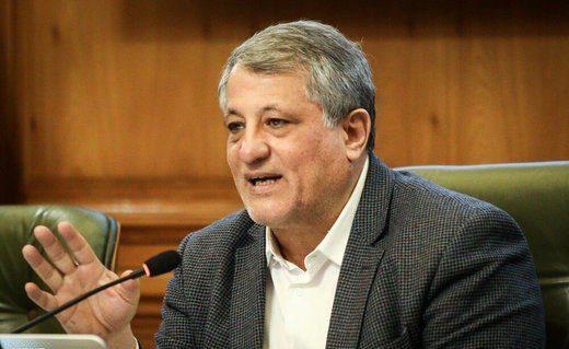 هاشمی رئیس شورای شهر تهران