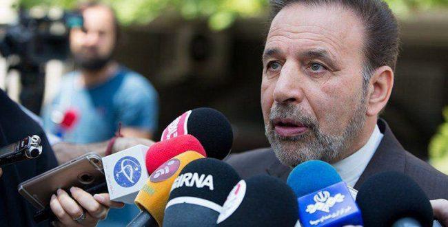 واعظی رئیس دفتر رئیس جمهور در جمع خبرنگاران جمهوری اسلامی ایران معتقد است…