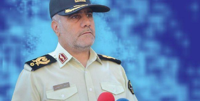 واکنش رئیس پلیس تهران