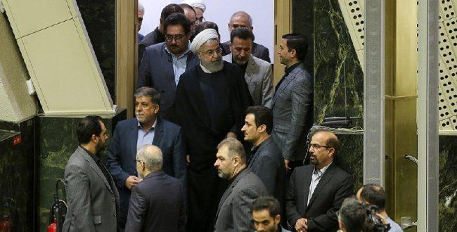 حجتالاسلام حسن روحانی رئیس ج