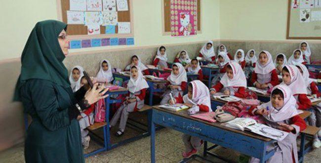 ️ نیروی انسانی آموزش و پرورش