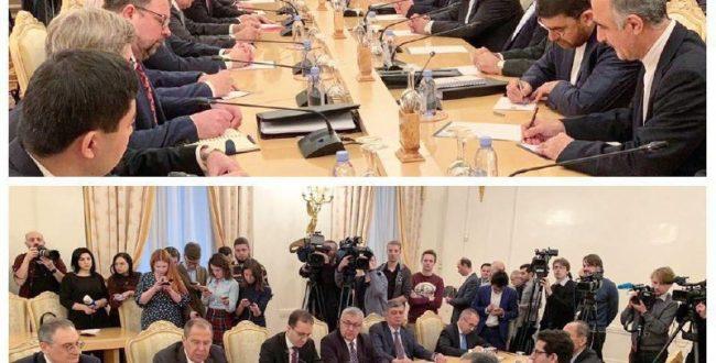 ️  ظریف روابط ایران و روسیه