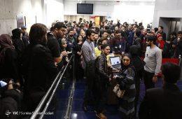 ️ تحریم خبری خبرنگاران در جشنواره فیلم فجر
