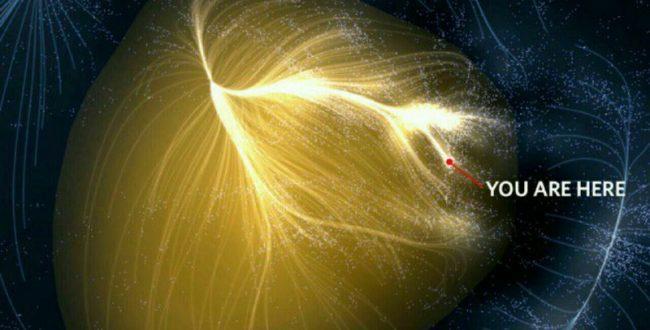 اگر ۵۲۰ میلیون سال نوری از زمین