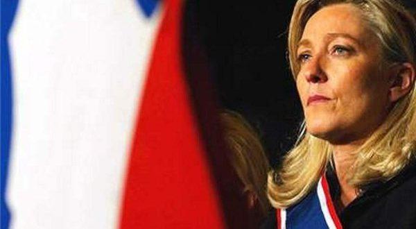 حزب جبهه ملی فرانسه، مکرون را