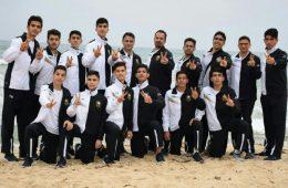 رکورد تاریخی هوگوپوشان ایرانی در مسابقات قهرمانی نوجوانان جهان