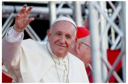 سخنرانی ویدیویی پاپ فرانسیس بهدلیل شیوع کرونا