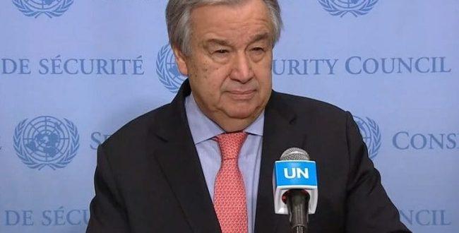 سازمان ملل خواستار حمایت بینالمللی از ایران در مقابله با کرونا شد
