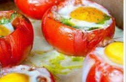 املت گوجه کبابی