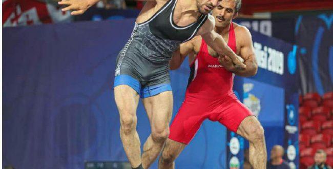 روایت ورزشکاری که با نماینده رژیم صهیونیستی روی سکو رفت