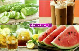 تابستان و تغذیه مناسب