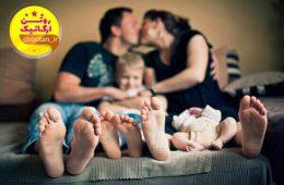 مهمترین کاری که یک مرد می تواند برای فرزندانش انجام دهد