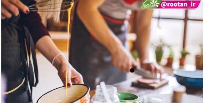 آشپزی، یک روش درمانی