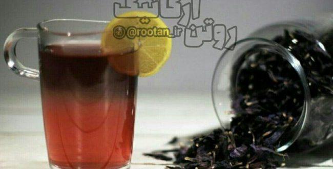 گل گاوزبان با لیموعمانی مصرف شود