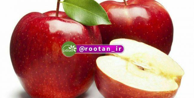 مصرف منظم سیب در رژیم غذایی