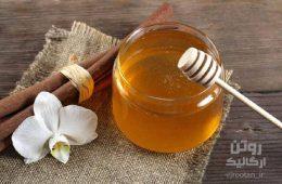 عسل و دارچین بخورید