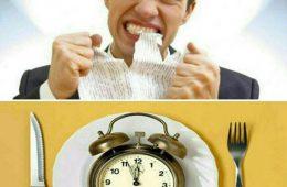 اگر اعصاب ندارید، دیر شام ن