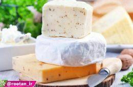 بادام نباید با پنیرمصرف گرد