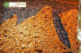 « نان سنگک » سرشار از آهن
