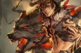 کایکان، یک گرگ زاده