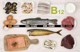 علائم جدی کمبود ویتامین B12