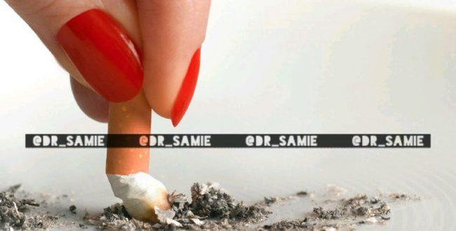 سیگار شما را پیرتر می کند