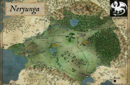 سرزمین میانی در جهان اونگای