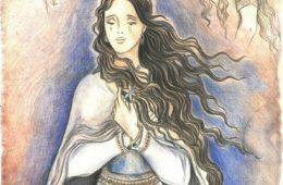  ایفیژنی (Iphigenia) را باید سرآمد تمام انسانهای تقدیس شده است