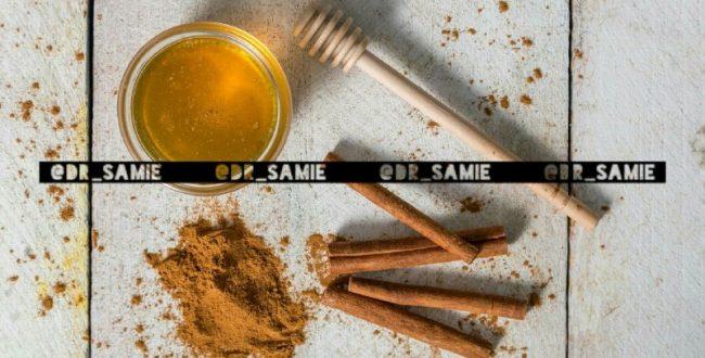 خواص عسل و دارچین برای مبارزه با مشکلات گوارشی