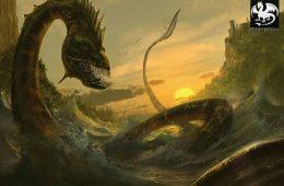  هیولای لخ نس(Loch Ness Monster)