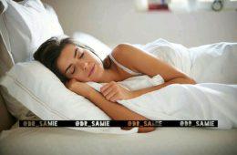 افراد خوشبخت راحت می خوابند