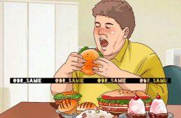 روش های پیشگیری از پرخوری