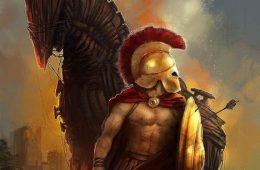  آیاس، در اسطورههای یونا