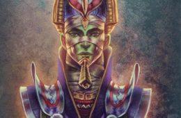  به توصیف فولکلور شفاهی اساطیر مصر باستان