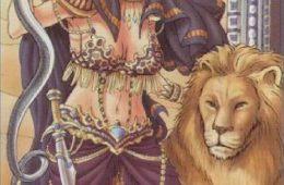  خدابانو گولا که او را ملقب به نینسینا