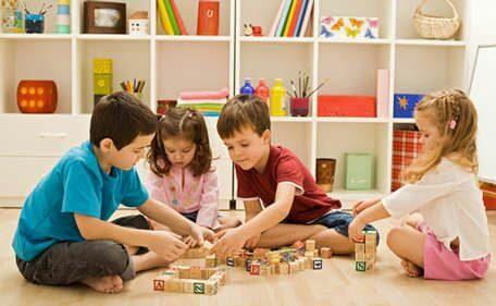 در بچه ها باید بذر تفکر و احساس همکاری ، دوستی و رفاقت کاشته شود