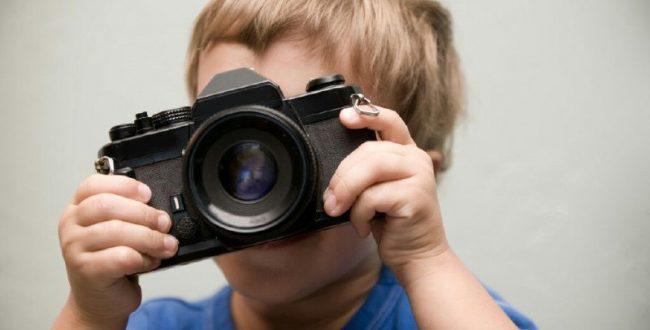 بچهها دوربینهای متحرکی هستند
