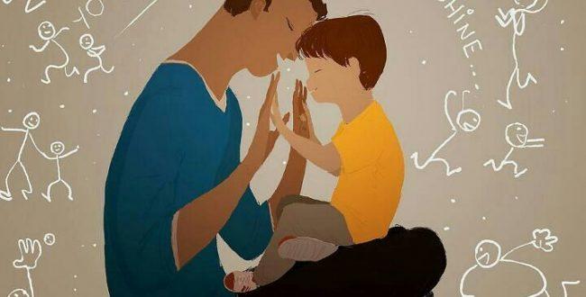 از زیاد حرف زدن برای فرزندتان جداً خودداری کنید