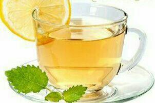 لیمو ترش و چای سبز را با هم مص