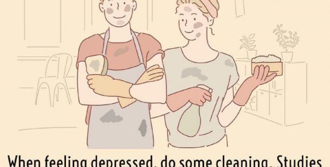 هروقت احساس افسردگی کردید پاشی
