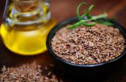 مصرف دانه های کتان؛ راهی برای کاهش وزن و داشتن شکم تخت