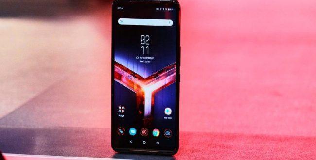 ایسوس راگ فون ۲ به صورت رسمی معرفی شد