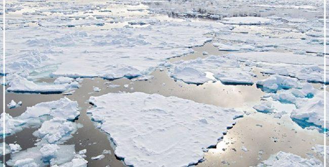 تمام یخهای دریایی آلاسکا ذوب شدند
