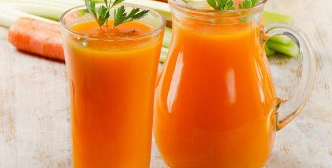 با هویج، ریه هایتان را تقویت